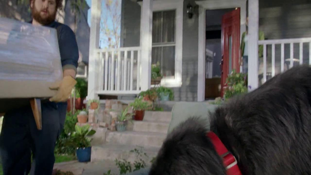 Bank of America BankAmericard TV Spot, 'Benny the Dog' - Screenshot 3