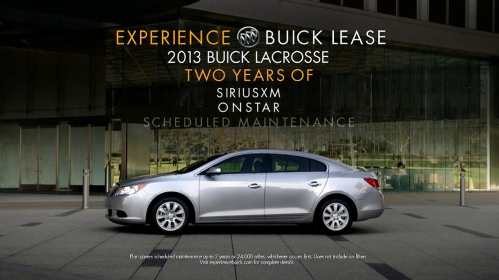 2013 Buick Lacrosse TV Spot, 'More Than Expected' Feat. Shaquille O'Neal - Screenshot 10