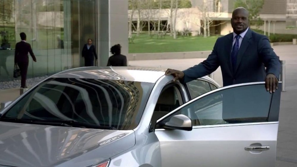 2013 Buick Lacrosse TV Spot, 'More Than Expected' Feat. Shaquille O'Neal - Screenshot 5