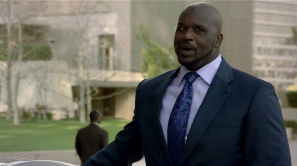 2013 Buick Lacrosse TV Spot, 'More Than Expected' Feat. Shaquille O'Neal - Screenshot 6