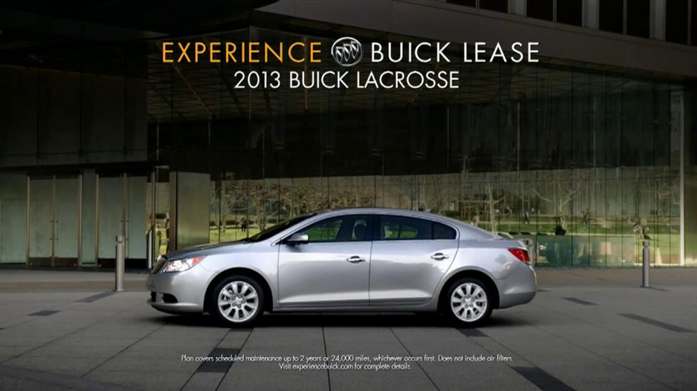2013 Buick Lacrosse TV Spot, 'More Than Expected' Feat. Shaquille O'Neal - Screenshot 9