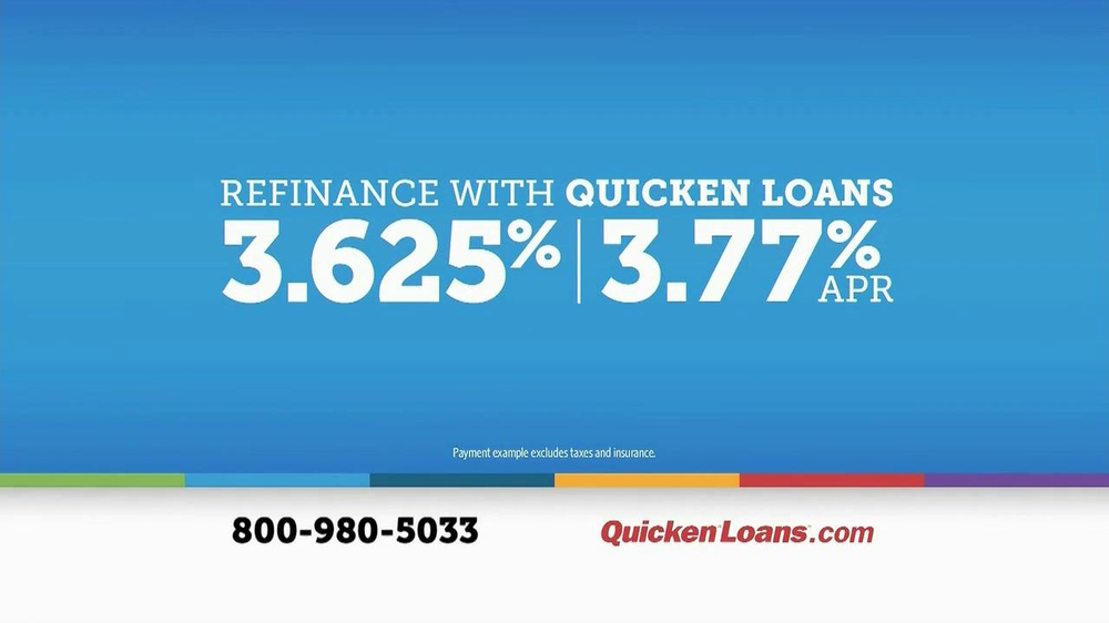 Western Sky Loans >> Quicken Loans TV Commercial, 'Mortgage Rates' - iSpot.tv