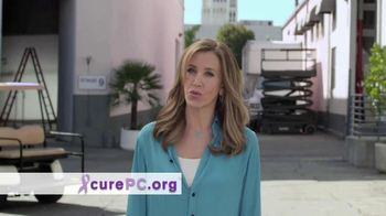 The Lustgarten Foundation TV Spot  Featuring Felicity Huffman
