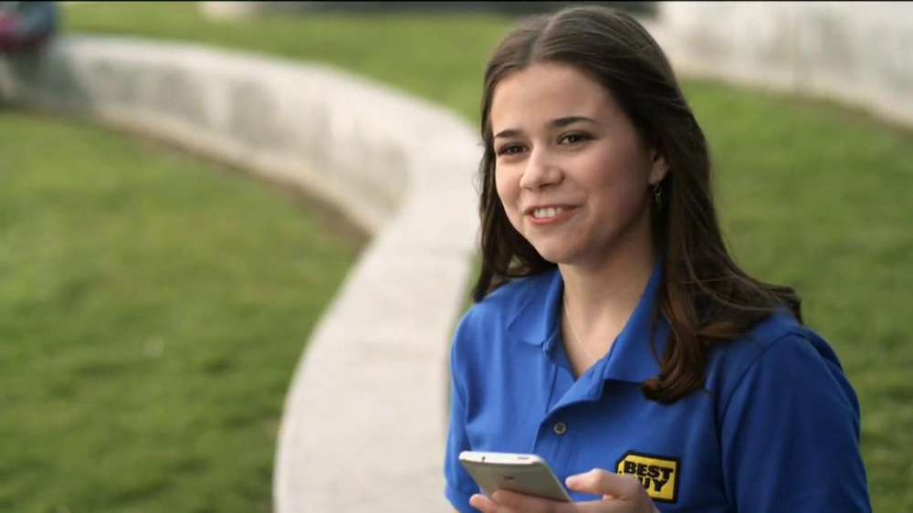 Best Buy Blue Shirt Beta Test TV Spot, 'Stephanie Tests HTC One' - Screenshot 3