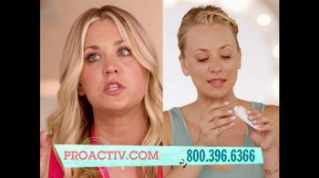 Proactiv TV Spot, 'Stick with It' Featuring Kaley Cuoco