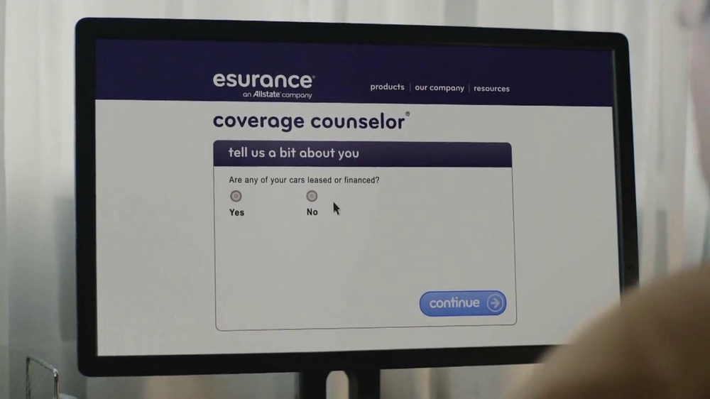 Esurance TV Spot, 'Insurance from the Future' - Screenshot 8