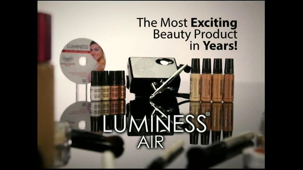 Luminess Air Tv Commercial Ispot Tv
