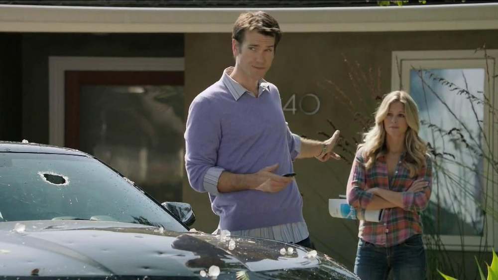 GEICO TV Spot, 'Maxwell and Ted Have Hail Damage' - Screenshot 3