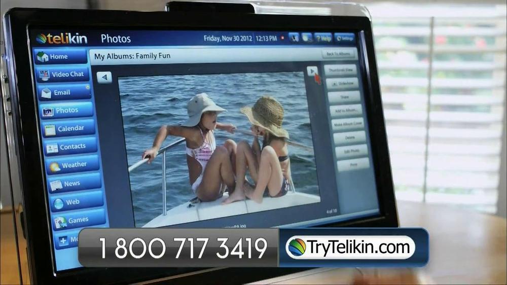 Telikin TV Spot