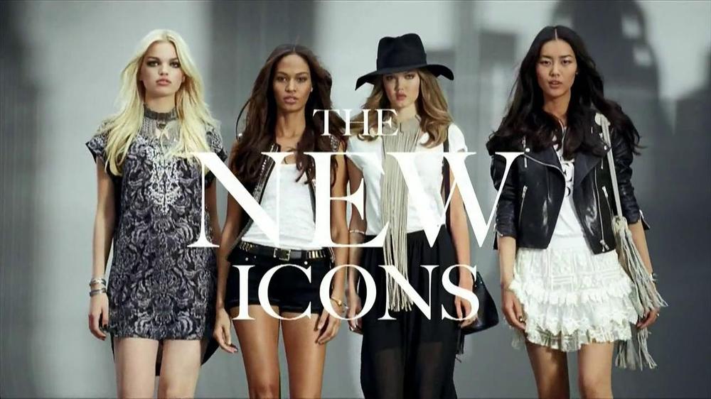 H&M TV Spot, 'The New Icons' Featuring Lindsey Wixson, Joan Smalls, Liu Wen - Screenshot 8
