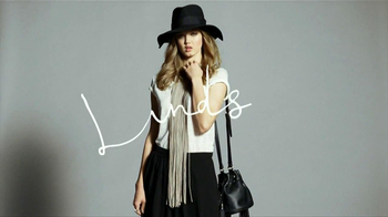 H&M TV Spot, 'The New Icons' Featuring Lindsey Wixson, Joan Smalls, Liu Wen - Thumbnail 3
