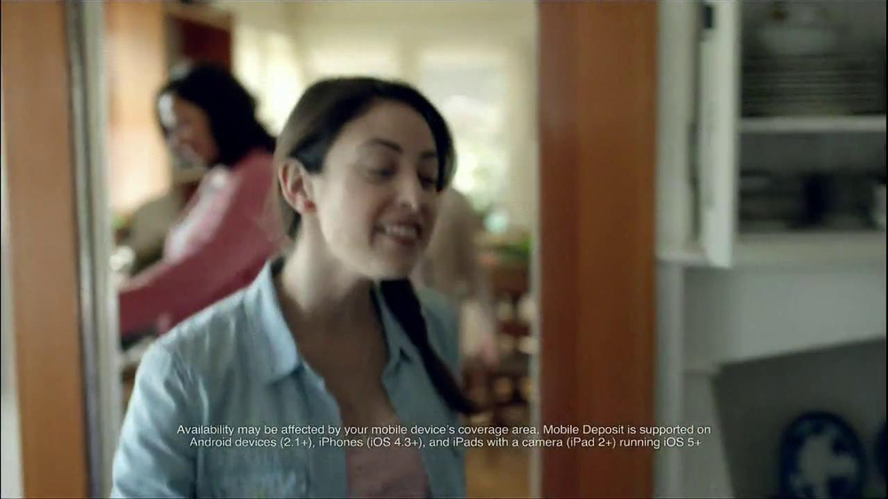 Wells Fargo TV Spot, 'First Paycheck' - Screenshot 5