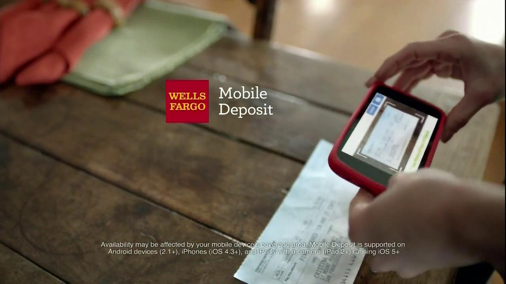 Wells Fargo TV Spot, 'First Paycheck' - Screenshot 6