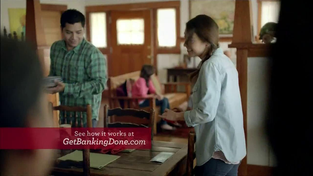Wells Fargo TV Spot, 'First Paycheck' - Screenshot 7
