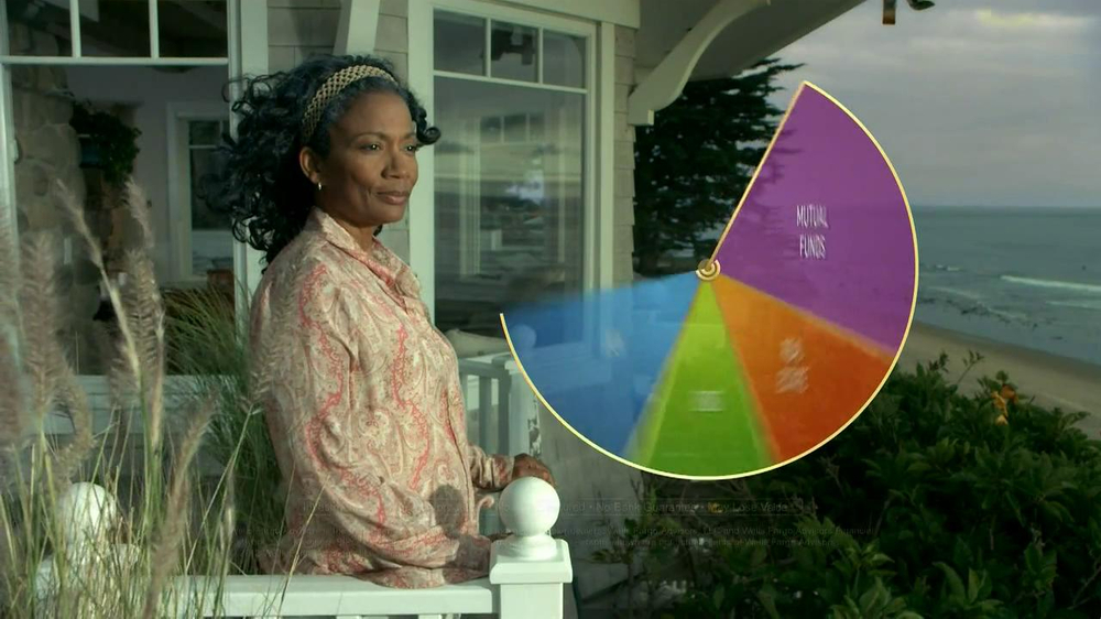 Wells Fargo TV Spot, 'Pie Chart' - Screenshot 2