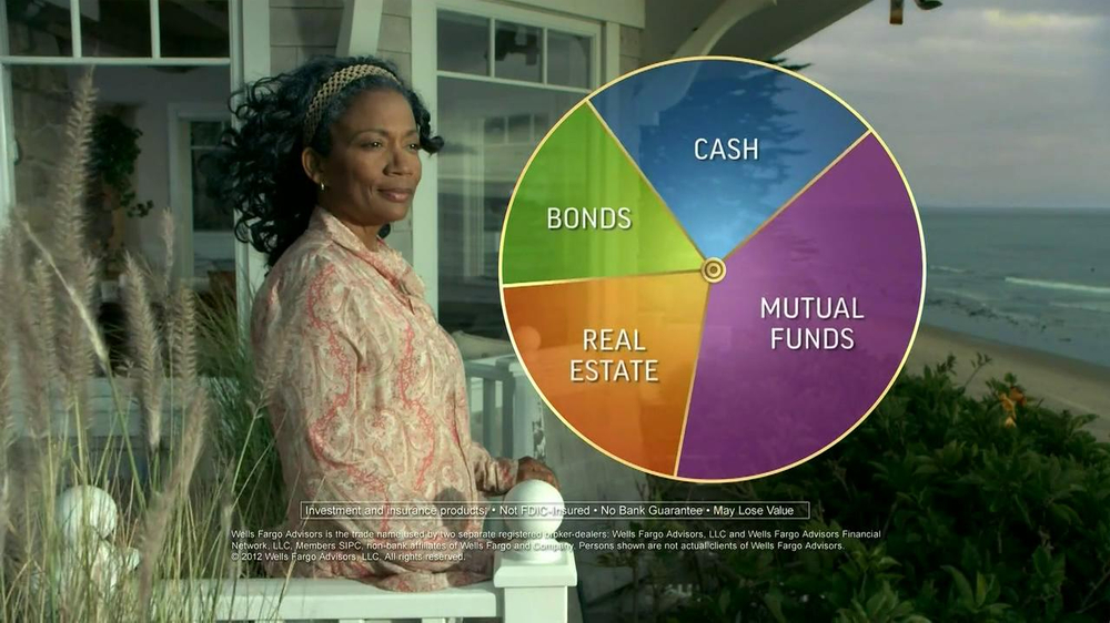 Wells Fargo TV Spot, 'Pie Chart' - Screenshot 3