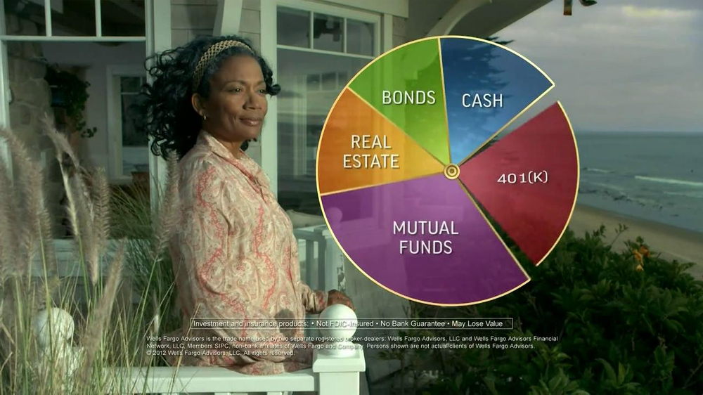 Wells Fargo TV Spot, 'Pie Chart' - Screenshot 4