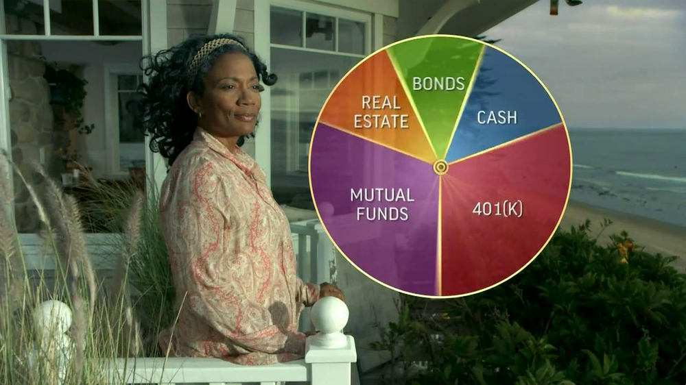 Wells Fargo TV Spot, 'Pie Chart' - Screenshot 5
