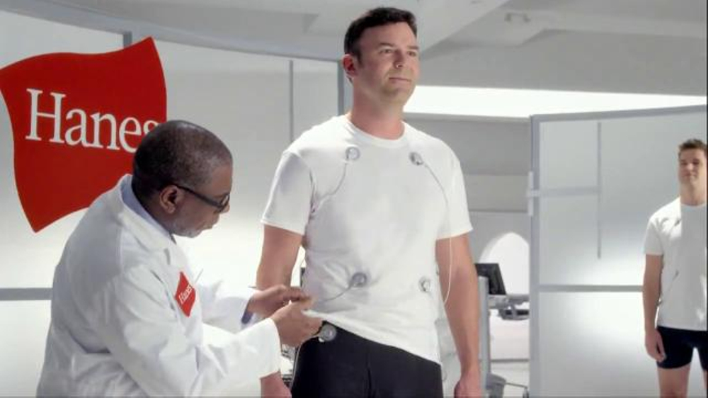 Hanes X-Temp TV Spot, 'When You're Cool, You're Comfortable'