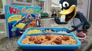 Kid Cuisine Spaghetti and Meatballs TV Spot, 'Lose Your Mind'
