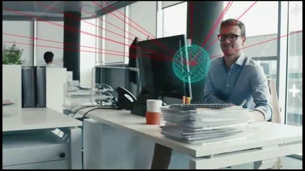 HP TV Spot, 'Helping Prevent Cyber Attacks Worldwide'