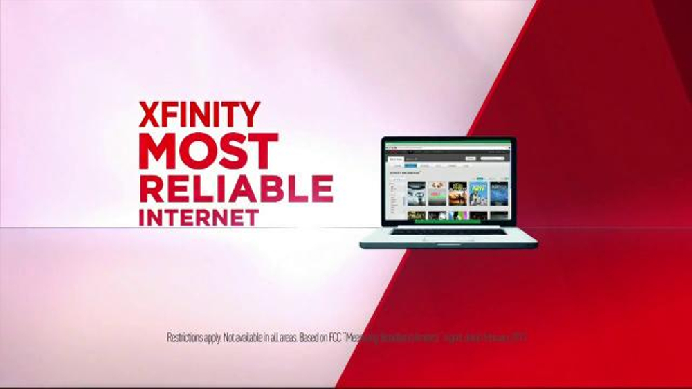 Xfinity Tv Ad Xfinity TV Spot   Most