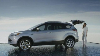 Ford Escape TV Spot, 'Go Further'