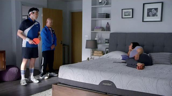 Serta iComfort TV Spot, 'Champ' - 1084 commercial airings