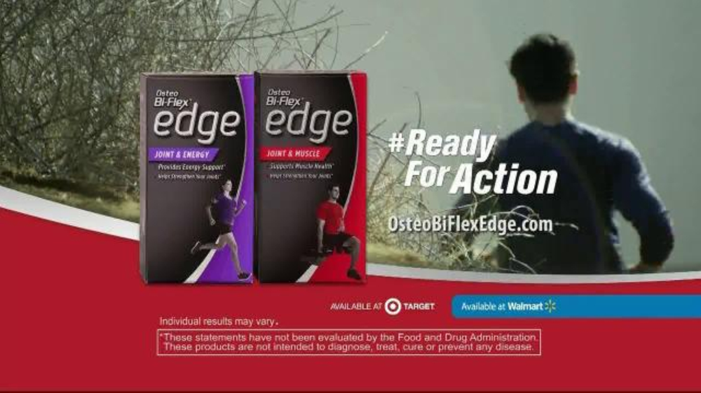 Osteo Bi-Flex Edge TV Spot, 'Joint Shield'