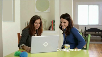 Credit Karma TV Spot, 'Marissa Talks to Websites'