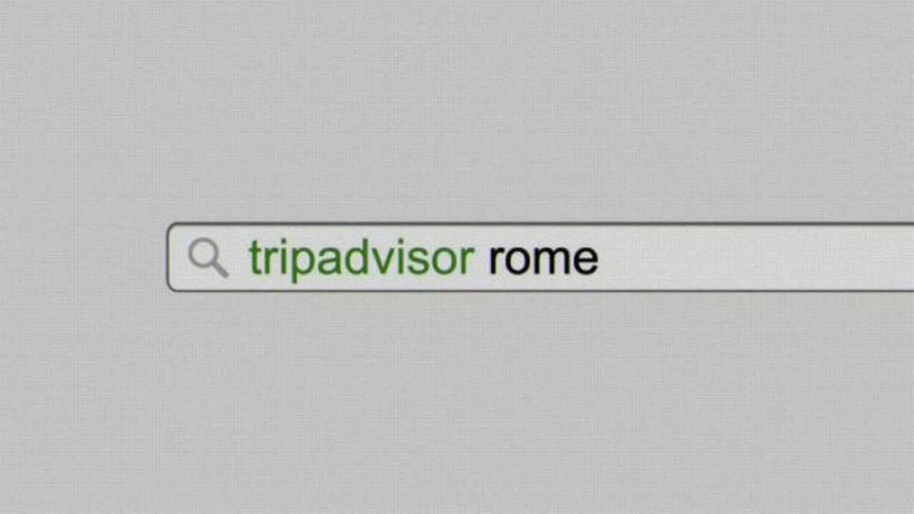 Trip Advisor TV Spot, 'Don't Just Visit Rome' - Screenshot 7