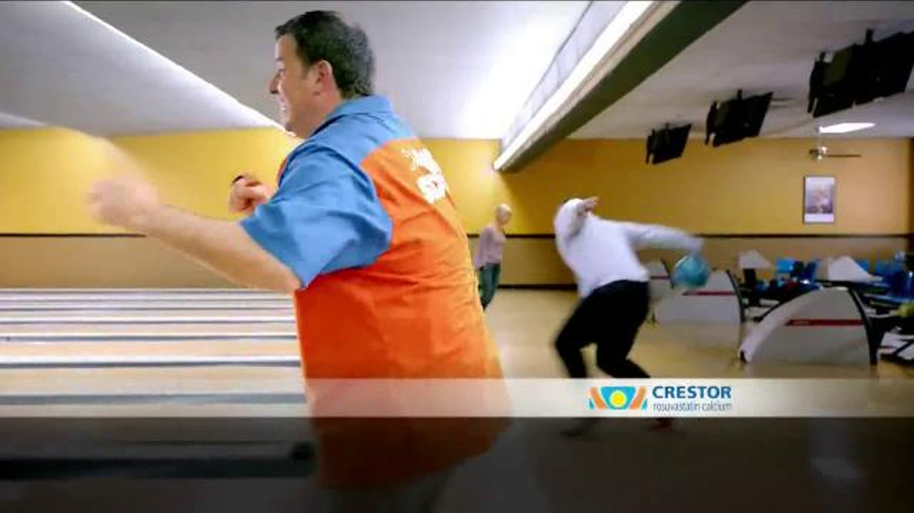Crestor TV Commercial, 'Bowling' - iSpot.tv