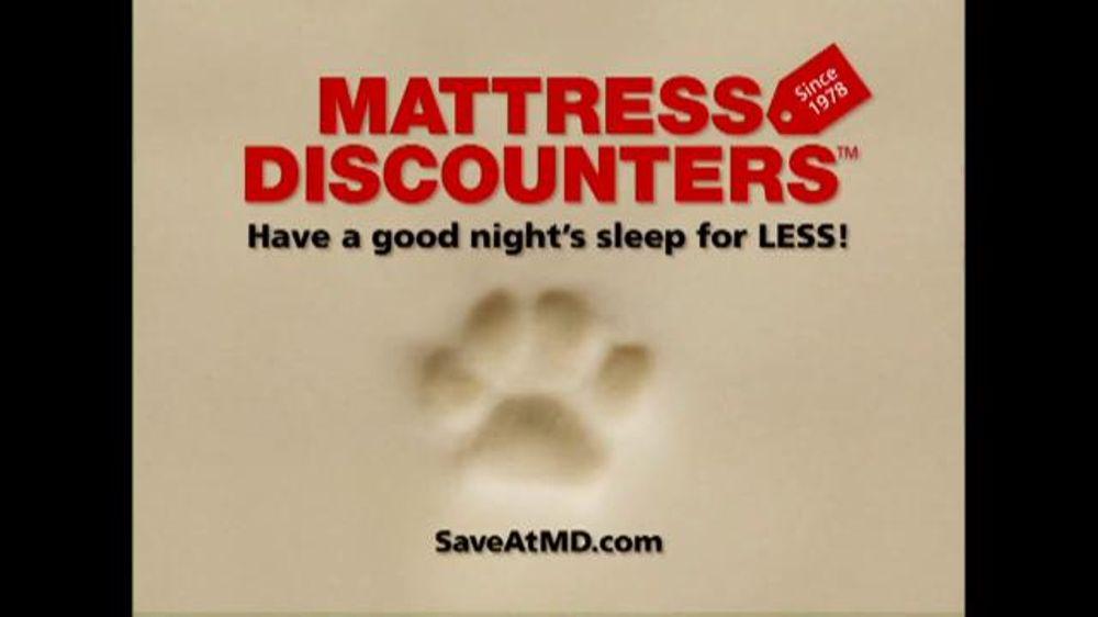 Mattress Discounters TV Spot Memorial Day Sale iSpot
