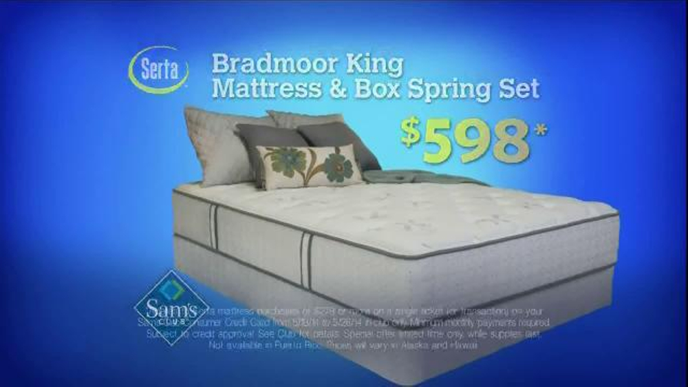 Serta Perfect Sleeper Reese Limited Plush Queen Mattress Only Bed Mattress Sale