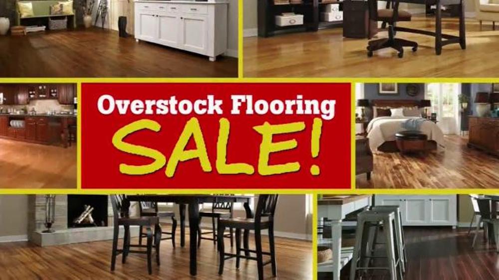 Lumber liquidators overstock flooring sale tv commercial for Donar oak flooring