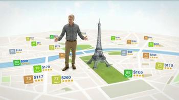 Trivago TV Spot, 'Interactive Map' thumbnail