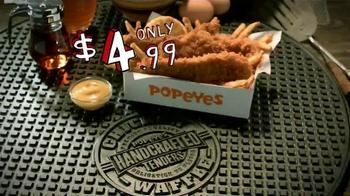 Popeyes: Chicken Waffle Tenders