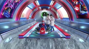Nintendo: Crazy Plunge Test
