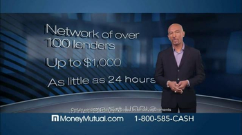 Money Mutual TV Spot, 'Time Flies' Featuring Montel Williams thumbnail