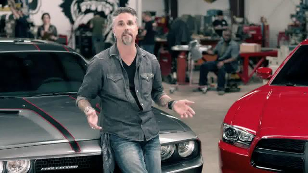 Dodge Double Up Guarantee Tv Commercial Featuring Richard