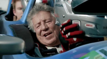 magnaflow tv spot 39 mario andretti 39. Black Bedroom Furniture Sets. Home Design Ideas