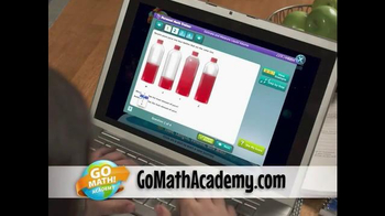 GoMathAcademy.com TV Spot, 'Make it Click'