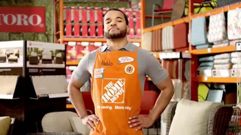 The Home Depot: Take Back the Backyard