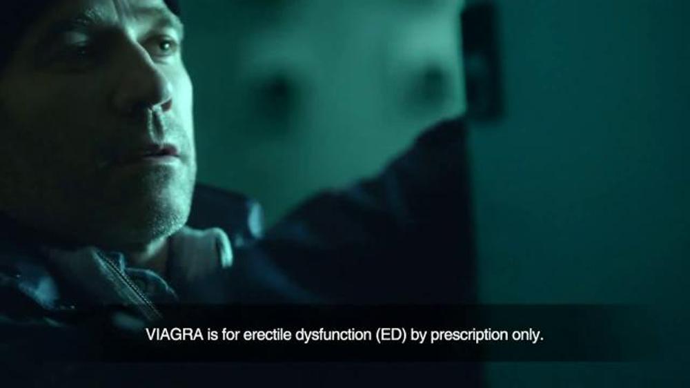 Viagra tv commercial