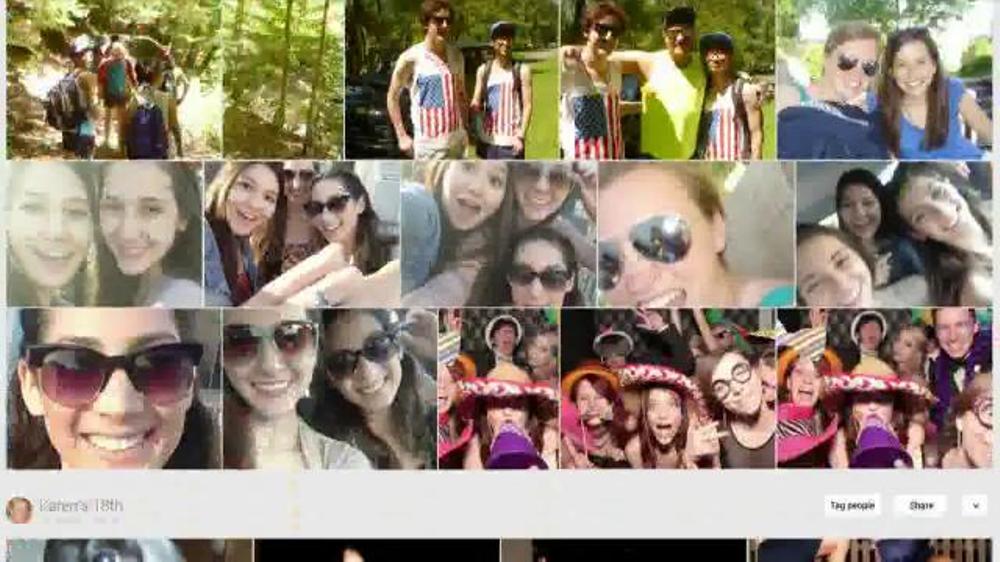 Google TV Spot, 'Grads' - Screenshot 7