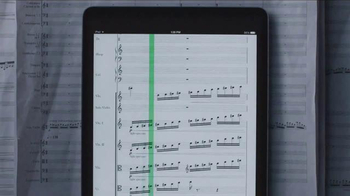 Apple iPad Air TV Spot, 'Conductor' Featuring Esa-Pekka Salonen