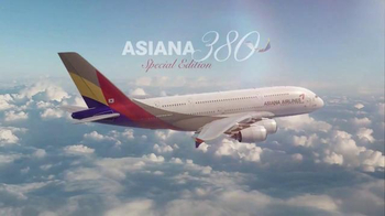 Asiana Airlines: Sleep Amid the Stars