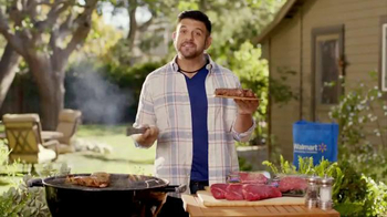 Walmart TV Spot, 'Tip to Serve Your Steak Up Right' Featuring Adam Richman