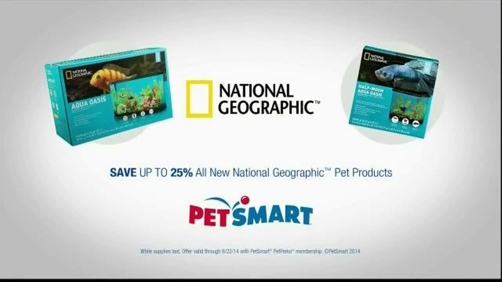 Just want a little nibble? Your small pet will love this National Geographic treat – PetSmart $
