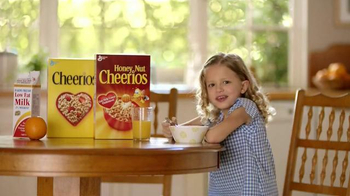 Cheerios TV Spot, 'All About Oats' - 1411 commercial airings